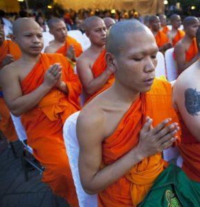 Buddhist vows