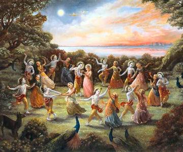 Dance WIth Krsna