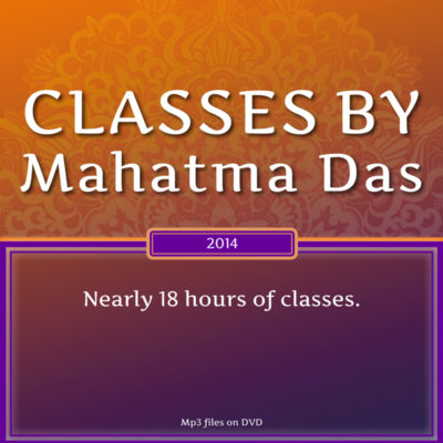 Classes Mahatma Das 2014