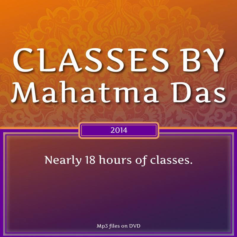 Classes Mahatma Das 2014