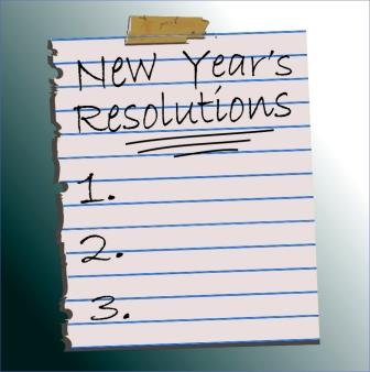 New Years Resolutions Mahatma Das