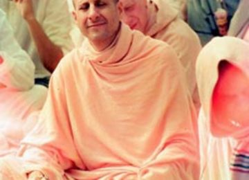 Radhanath-Swami-Chanting