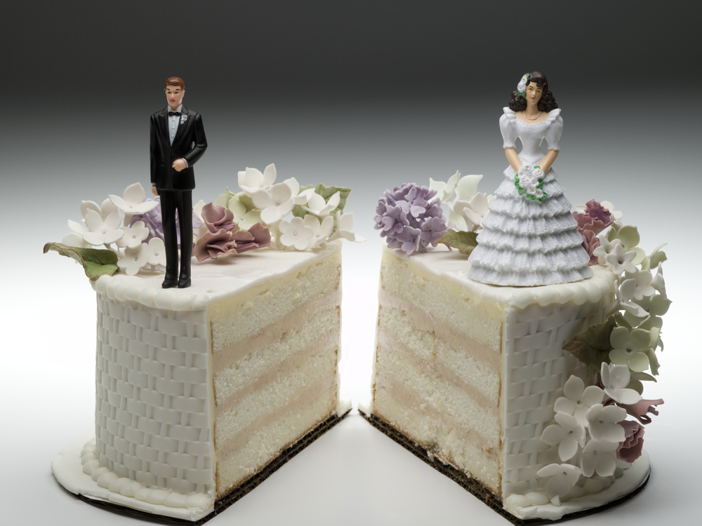 Not lasting marriages