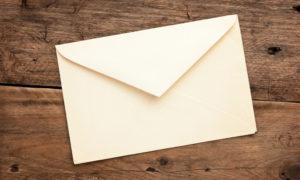 A letter from Mahatma Prabhu
