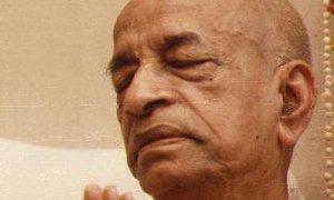 An interview about Srila Prabhupada