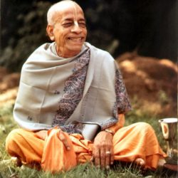 Founder-Acarya of International Society for Krishna Consciousness
