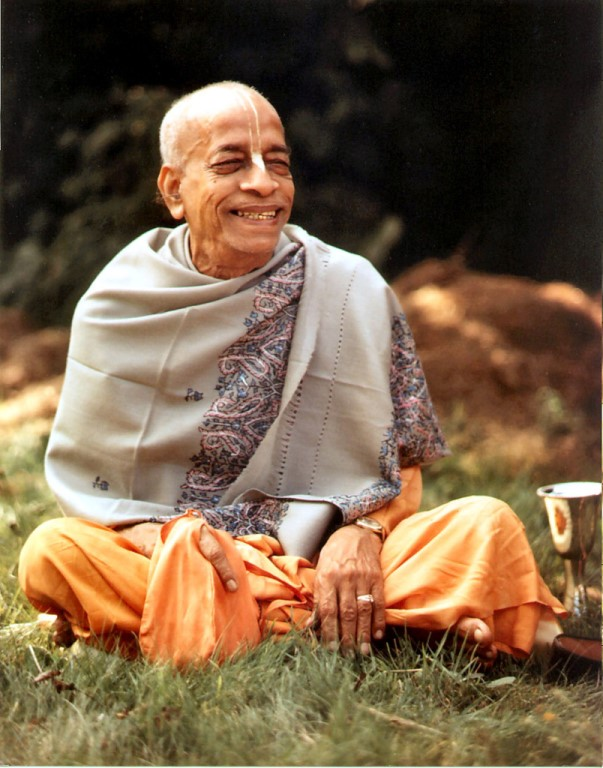 Founder-Acarya of International Society for Krishna Consciousness